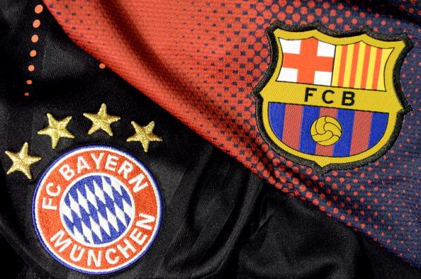 Champions league Semi-final's countdown