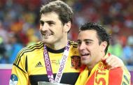 Xavi hails praise on Casillas