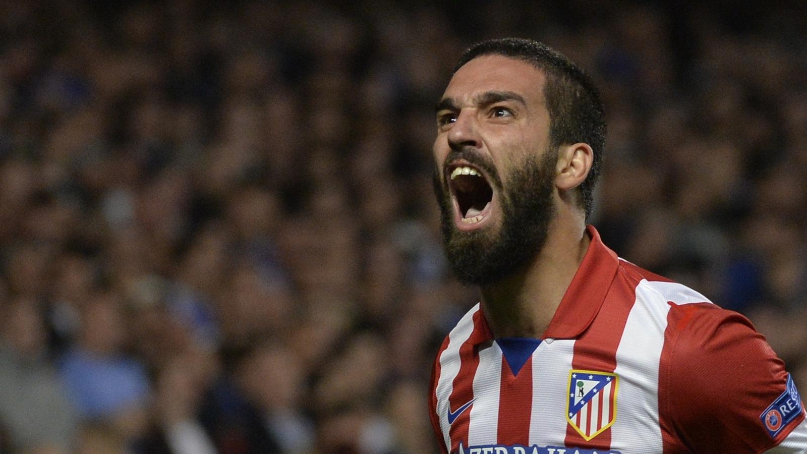 Arda Turan not sold back to Atletico by Barca