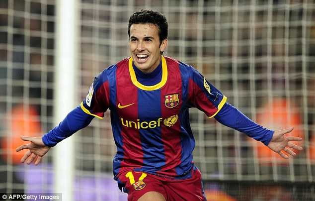 Intruder to Pedro signing deal