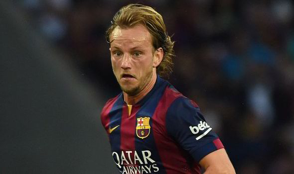 Rakitic wins MVP of the game