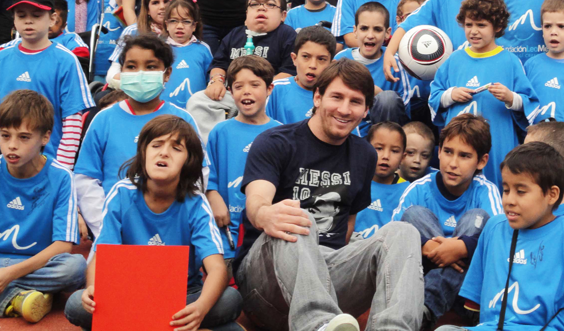 Lionel Messi foundation donates $4.5m to UNICEF