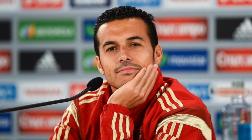 Pedro agrees terms with Manchester United