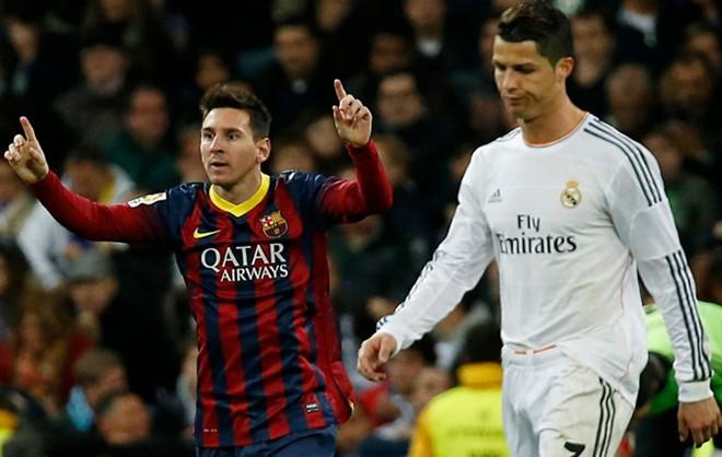 Marca Fan Vote Messi Beat Ronaldo to Pichichi.