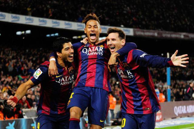 Neymar happy to stay