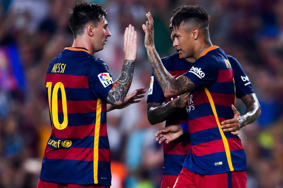 Neymar chance to experience life after Messi at Barcelona