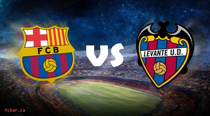 La Liga: FC Barcelona 4-1 Levante UD: Match Review
