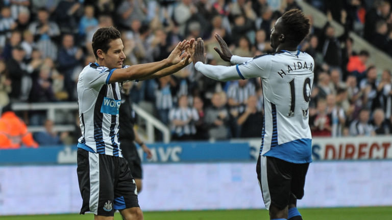 Barca target Newcastle's Thauvin