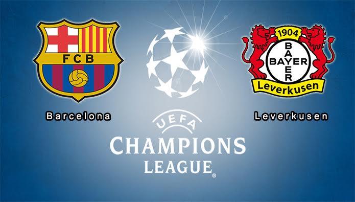 Barcelona vs Leverkusen preview