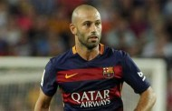 Mascherano hails Roma ahead of CL clash