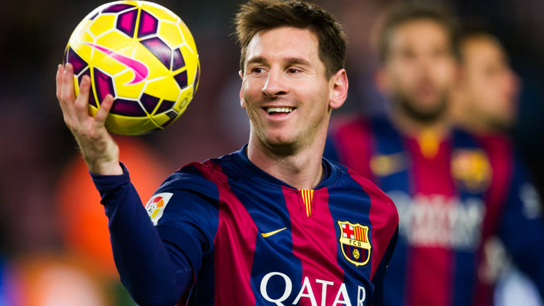 Messi available after birth of Mateo
