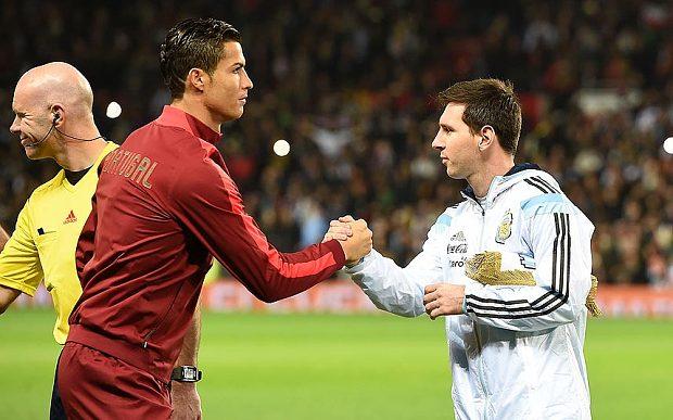 Cristiano Ronaldo or Lionel Messi? Vote by Cigarette
