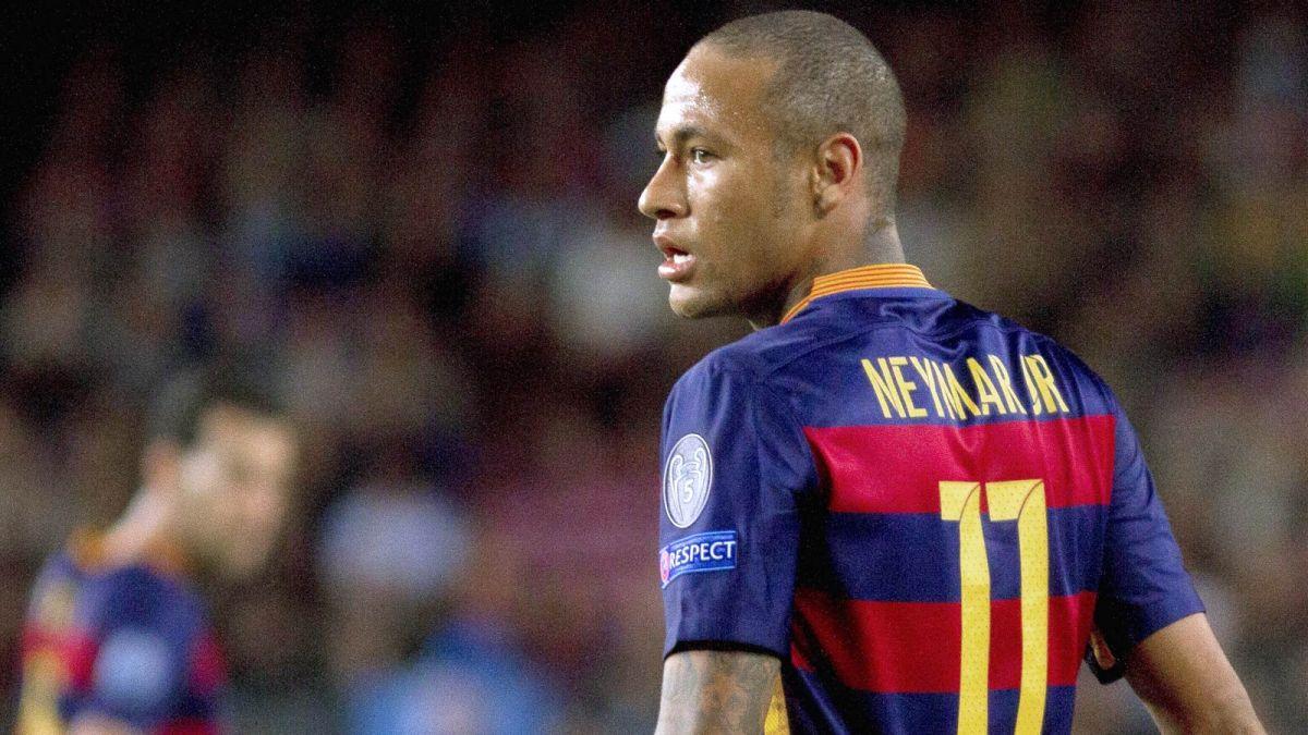 Neymar has always been great since signing – Enrique