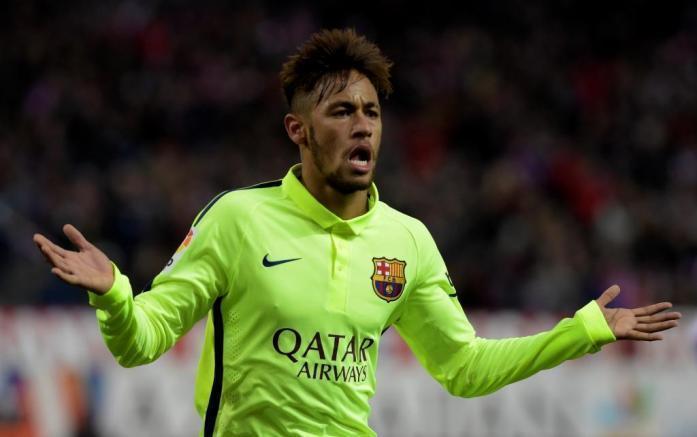 Santos seeking 6 month ban for Neymar