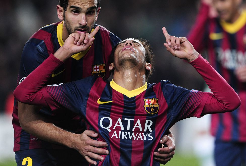 Neymar open to staying at Camp Nou