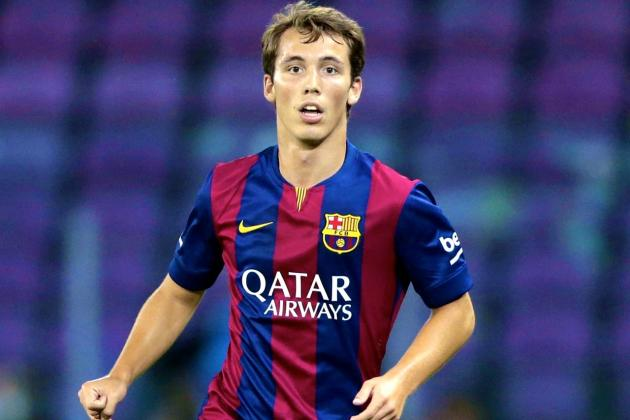 Barca set to lose 'wonderkid' on a free transfer