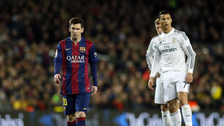 Messi making slow recovery ahead of Classico