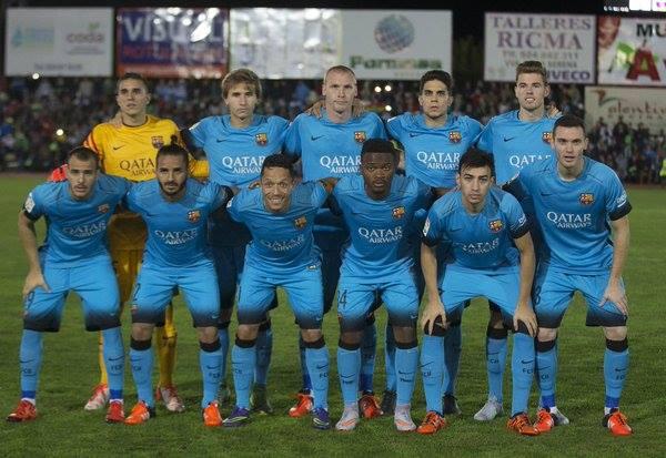 Barcelona player ratings
