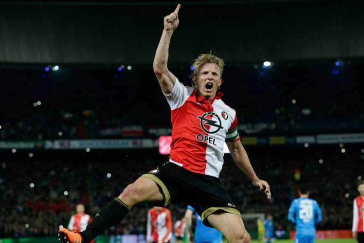 Dirk Kuyt joins Pato in Barcelona's January transfer window