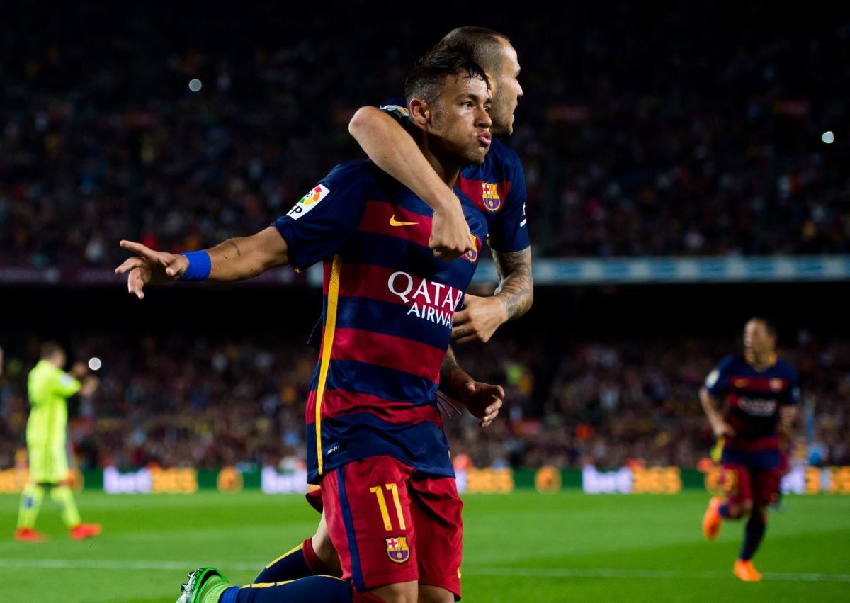 Anti Barca campaign brushed off by Neymar