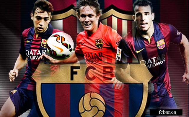 Barca Juniors on Golden Boy 2015 shortlist