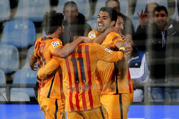 5 things we learned from Barcelona's side level with Madrid