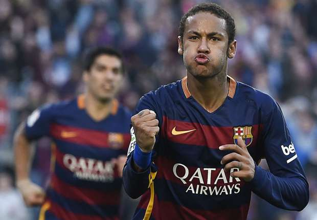 Neymar is ready for the CLASSICO