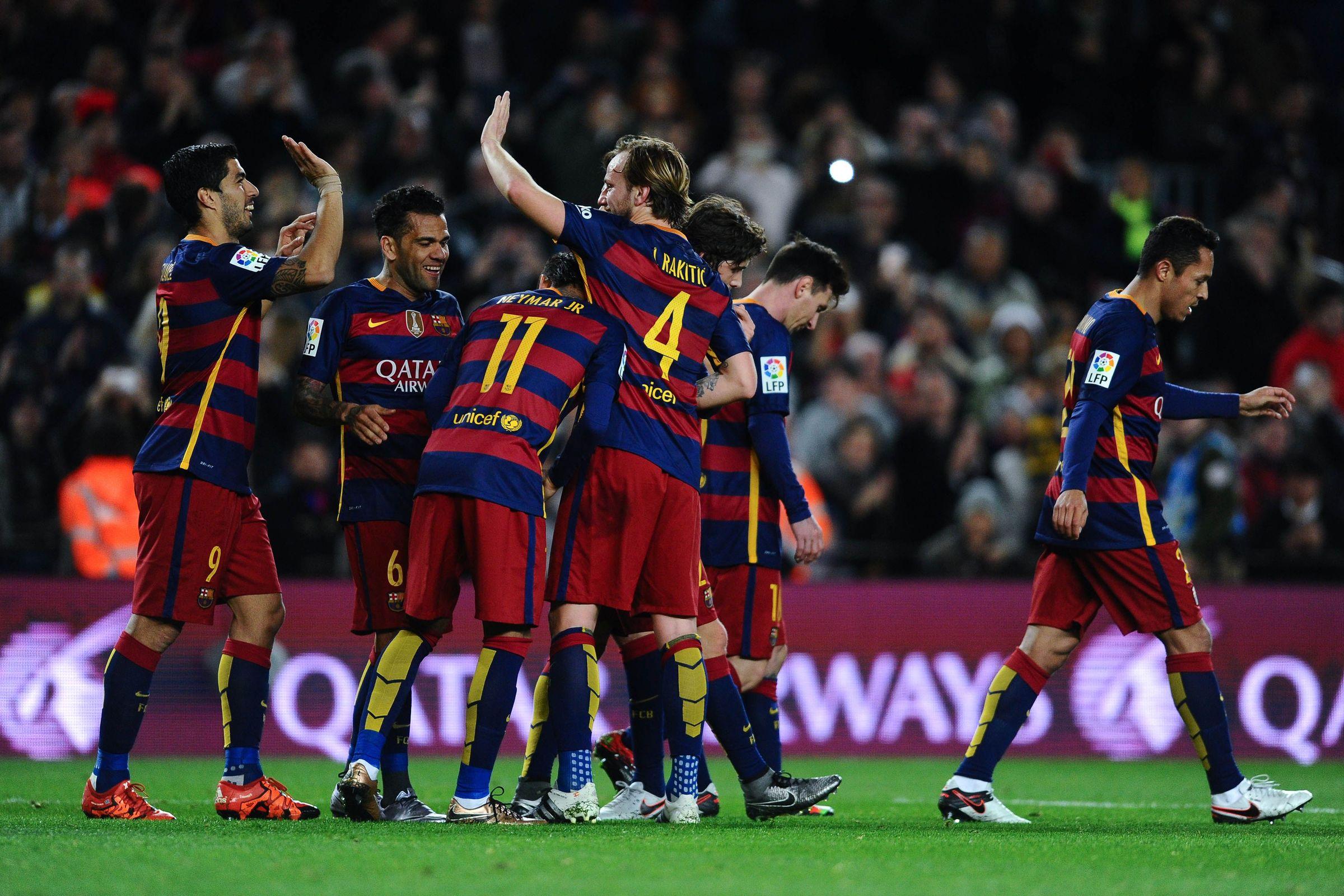 Barcelona player ratings vs Real Betis seen