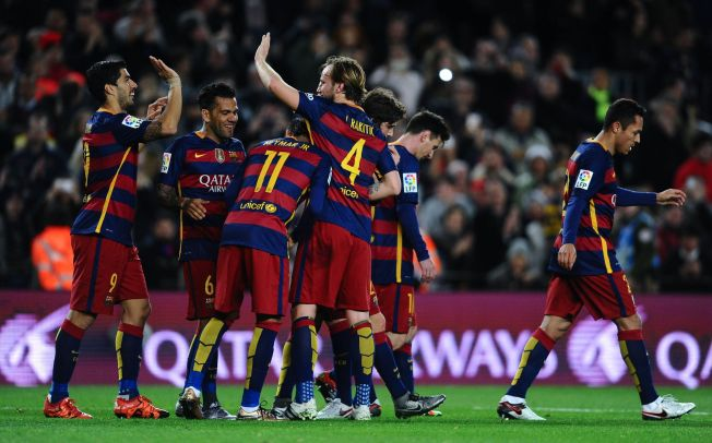 Barcelona player ratings vs Real Betis seen