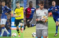 Barcelona keeping track of youth prospects