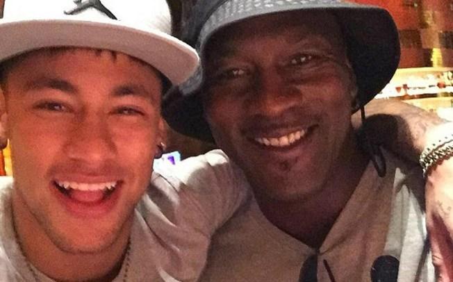 Neymar to be first footballer with own Air Jordans
