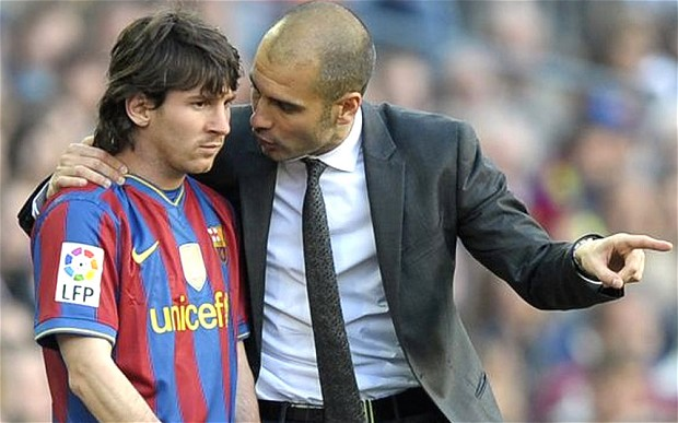 Guardiola to lure Messi to Man City