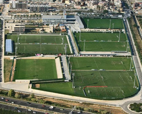 Joan Gamper sports city