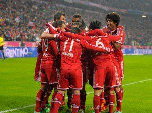 Bayern - Frankfurt 5:0 - FC Bayern Romania