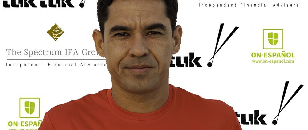 FCB midfielder Enrique Figueredo