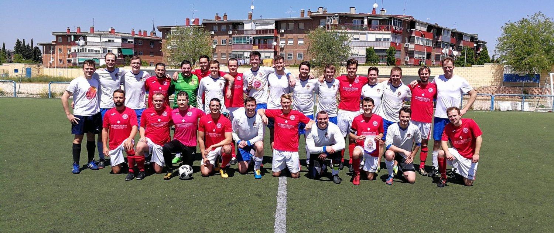 FC Británico de Madrid Friendly v Old Wykehamist