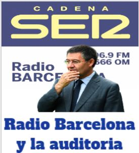 radio barcelona auditoria