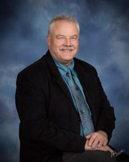 Pastor Doug directory photo 2014