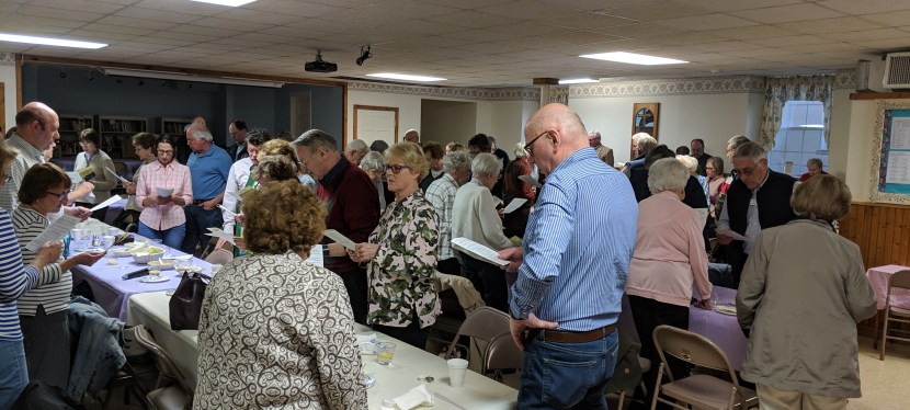 Lent 2020 Soup and Bread Event