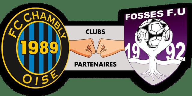 Rencontre avec l'UF Fosses, club partenaire du FC Chambly Oise