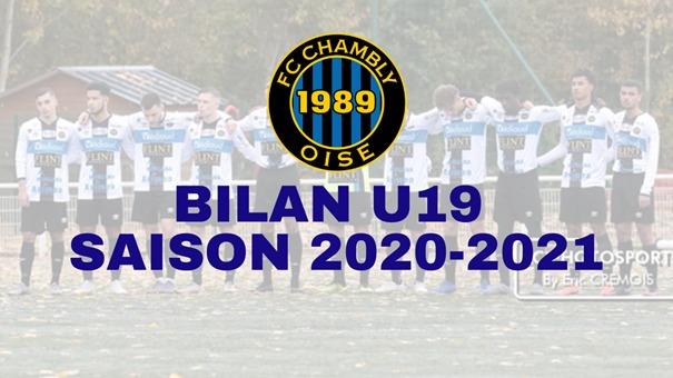 Saison 2020-2021 : Bilan U19 !