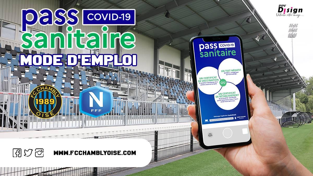 Read more about the article PASS SANITAIRE – Stade des Marais
