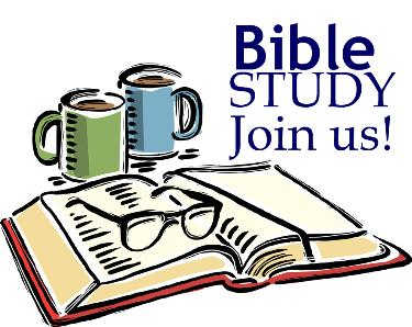 TUESDAY BIBLE STUDY – First Christian Church