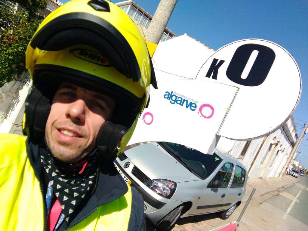 45ª Volta ao Algarve em bicicleta