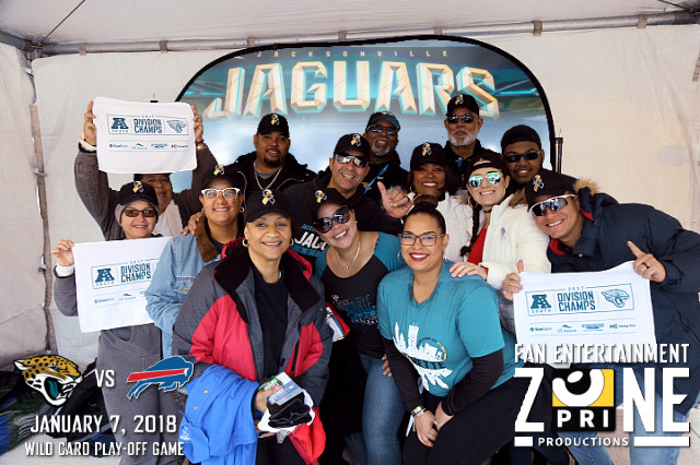 Puerto Ricans at JAGS game for first time