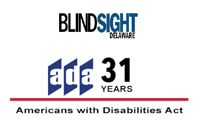 Blindsight and ADA21 logos
