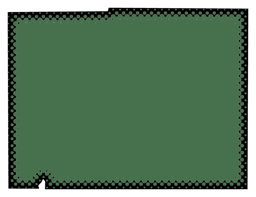 Desoto Fancy Frame Style Maps In 30 Styles