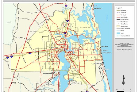 florida road with cities and towns map » Full HD MAPS Locations ...