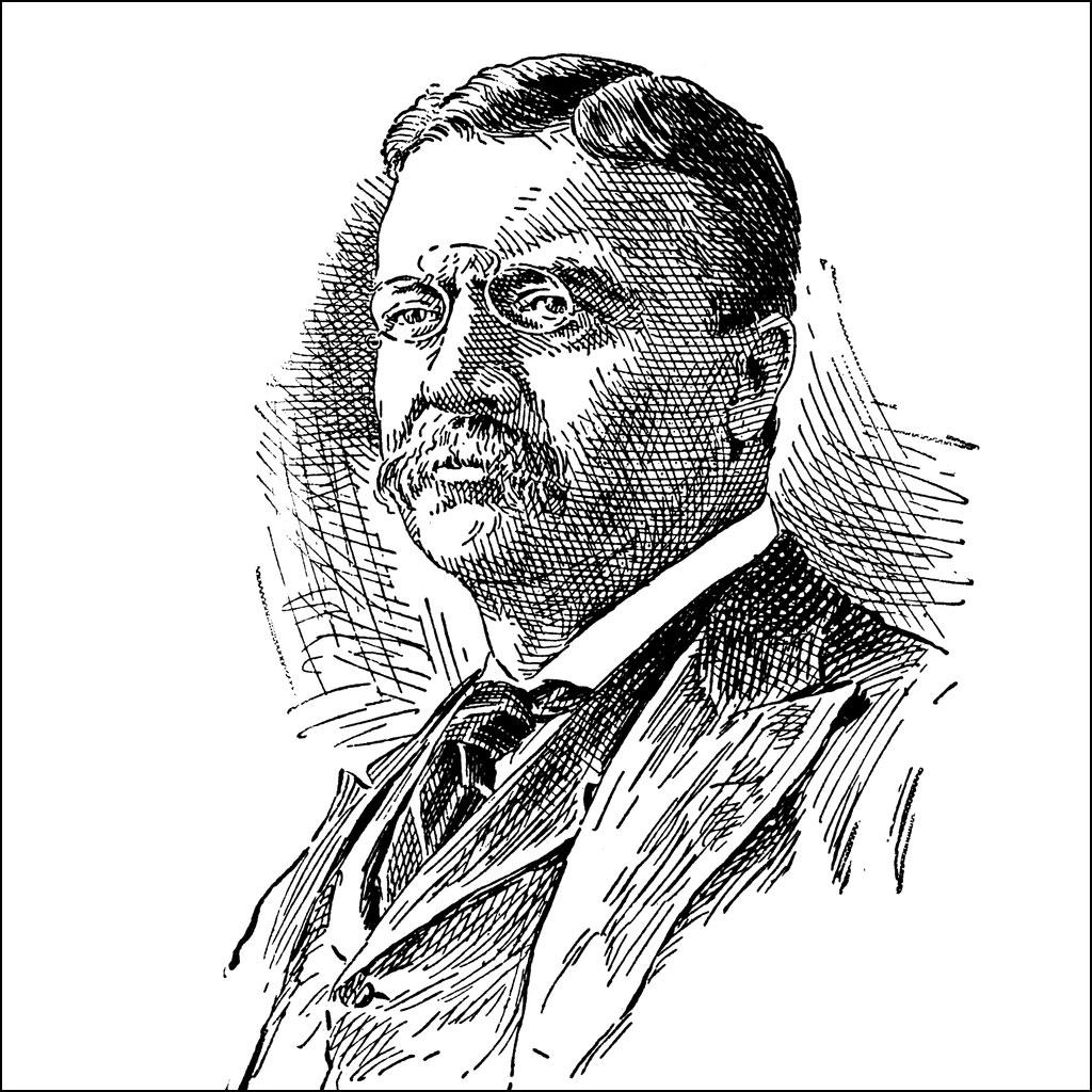October 27 Theodore Roosevelt