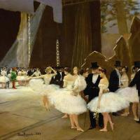 Brushstrokes: Artist Jean-Georges Béraud